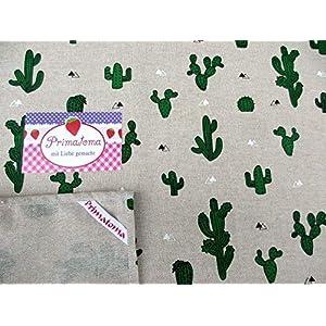 """Ausverkauf SALE Geschirrtuch, Tischset oder Tischdeckchen""""Kaktus"""" Retro style Robuste Baumwollmischung"""