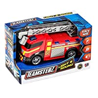 Teamsterz 1416565 Small Light and Sounds Fire Engine