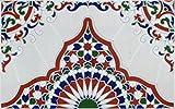 Restposten!!! 1m² Keramikfliesen Wandfliesen Motivfliesen (Tamesna 729)