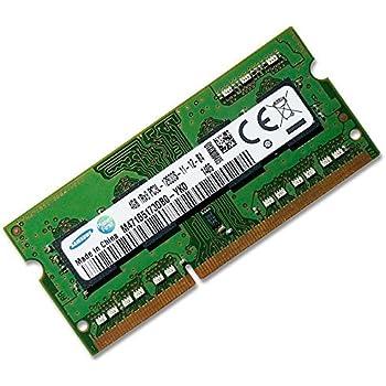 Samsung 4GB DDR3 SO-DIMM módulo de - Memoria (4 GB, 1 x 4 GB, DDR3 ...