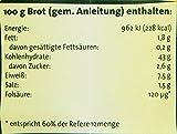 Aurora Saftkornbrot Brotbackmischung,1er Pack (1x 500 g) - 2