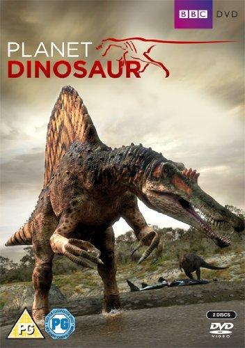 Planet Dinosaur [DVD] by Nigel Paterson