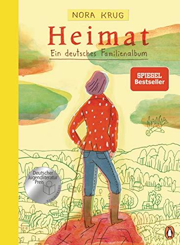 Heimat: Ein deutsches Familienalbum - Nominiert für den Deutschen Jugendliteraturpreis 2019 (Land Krug)