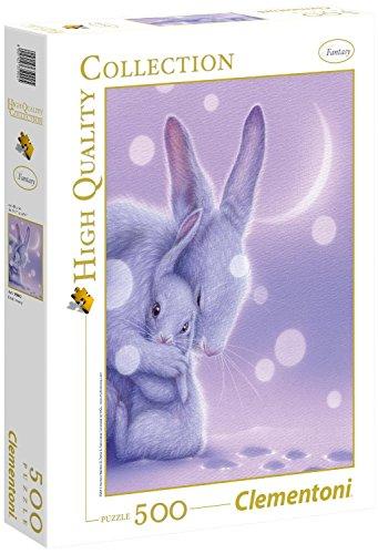 Clementoni 35002 - Don't Worry Collezione Alta Qualità Puzzle, 500 Pezzi