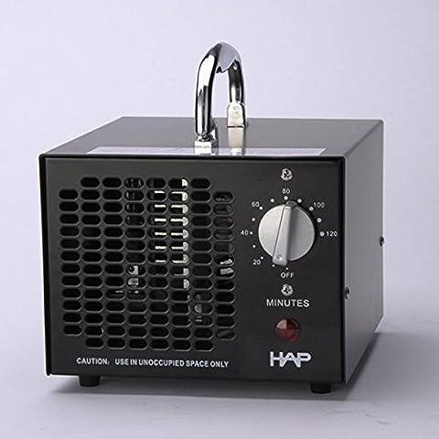 Bargain World 220v 3.5g commerciale generatore di ozono industriale purificatore d'aria muffa odore di muffa eliminatore