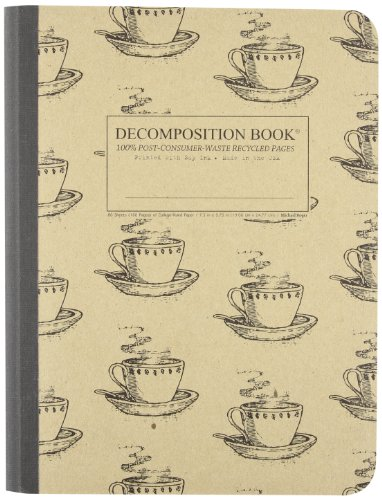 Coffee Cup Decomposition Book Caf ? Cup