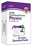 New 9-1 GCSE Combined Science: Physics AQA Revision Question Cards (CGP GCSE Combined...