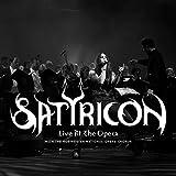 Satyricon: Live at the Opera (Audio CD)