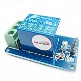 HiLetgo 5V One 1 Channel Relay Module Board Shield For Arduino PIC AVR MCU D...