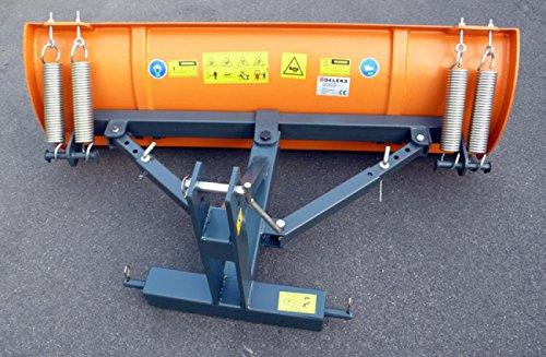 Schneeschild mit Dreipunktanbau und Seitenverstellung fur Traktoren -LNS-190 C