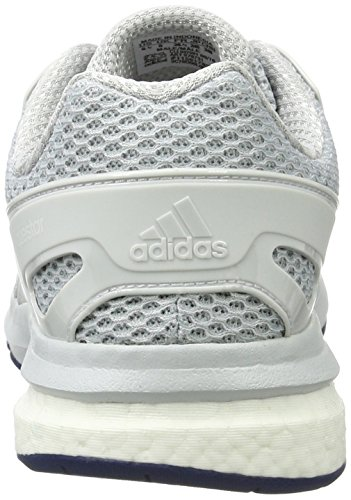 adidas Questar, Chaussures de Running Compétition homme Gris (Clear Grey/Ftwr White/Mystery Blue)