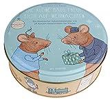 Adventskalender Die kleine Maus freut sich auf Weihnachten - 24 kurze Geschichten für Kinder ab drei Jahren