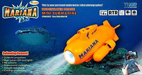 Zoom IMG-1 thorrobotics underwater drone di mariana