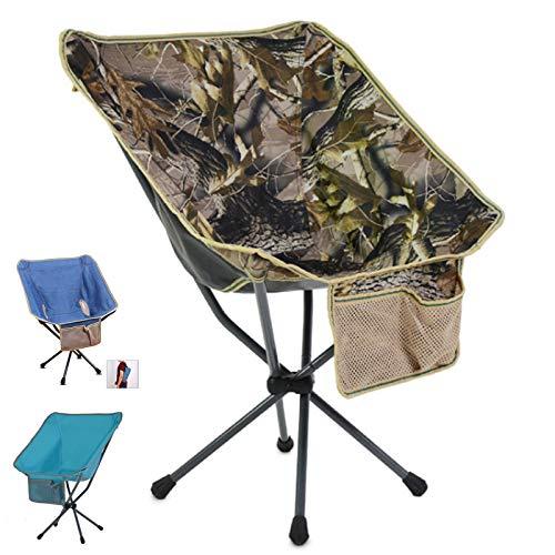 Nai-Style Tragbarer Klappstuhl Rucksack Direktor Sketching Faule Beach Camping-Stuhl für Outdoor Angeln Camping Garten