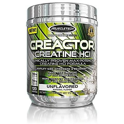 Creactor 120 servings from PREMIUM SUPPLEMENTS - USD