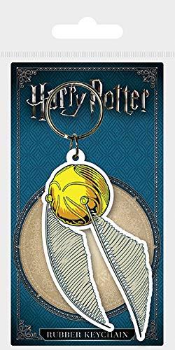 Pyramid International Harry Potter - Llavero Snitch 10