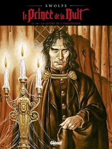 Le Prince de la nuit NE - Tome 02 : La Lettre de l'inquisiteur