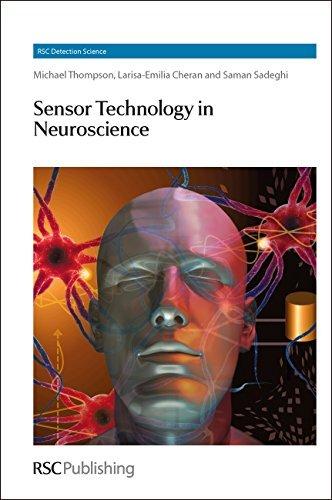 Sensor Technology in Neuroscience (Detection Science) (RSC Detection Science) by Michael Thompson (2013-08-14)