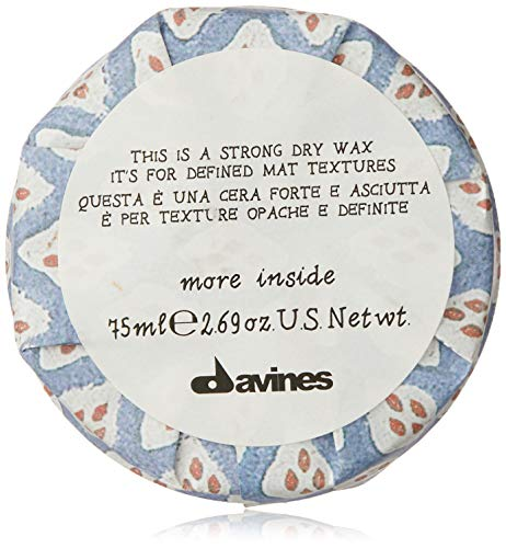 Davines More Inside This Is A Strong Dry Wax, 75 ml