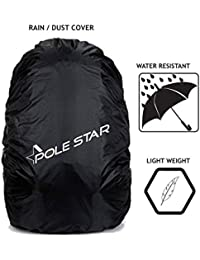 POLE STAR Rain and Dust Cover for Backpack Bags with Pouch