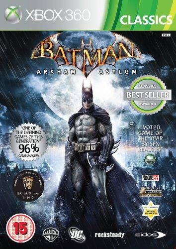 Batman: Arkham Asylum - Classics (Xbox 360)[Importación inglesa]