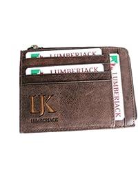 los titulares de tarjetas de crédito de leñador L. sake 29151p018 moda italiana moro