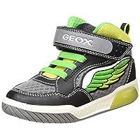 Geox J Inek Boy D Hi-Top Trainers