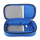 Best Travel Cooler - SUPVOX Insulin Cooler Bag Epipen Case Diabetic Organizer Review