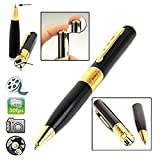 ZED BONE Spy Pen Hidden Camera with USB Port, Memory Card and Assorted