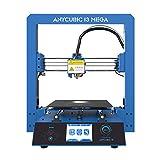 Anycubic I3 Mega 3D Drucker Kit mit größerer Druckgröße und 3,5 Zoll TFT Touchscreen PLA ABS 1.75mm Filament (I3 Mega Blue)