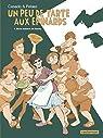 Un peu de tarte aux épinards, tome 1 : Bons baisers de Machy par Pelaez