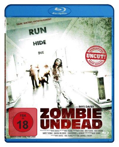 (Zombie Undead [Blu-ray])
