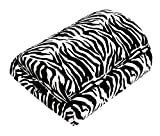 Aidapt Zebra Print 4-in-1 Pillow