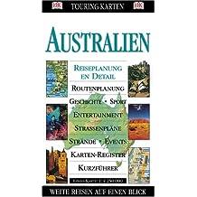 DK Touring-Karten, Australien