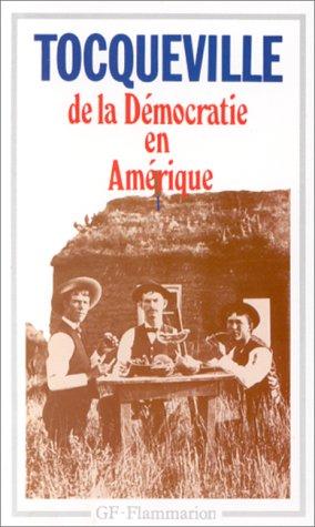 De la dmocratie en Amrique, tome 1