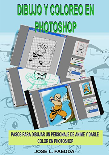 Dibujo y coloreo en Photoshop