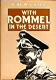 Front cover for the book With Rommel in the Desert by Heinz Werner Schmidt