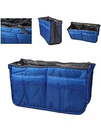 Careonline 5 Colors Travel Handbag Pouch / Bag In Bag / Insert Organizer / Cosmetic Pocket / Makeup Bag / Tidy...