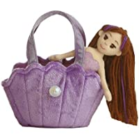 Aurora World Lavender Shell Fancy Pals Carrier by Aurora World Inc (English Manual) - Peluches y Puzzles precios baratos
