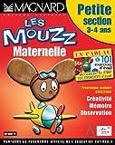 Les Mouzz : Maternelle Petite Section, 3-4 ans