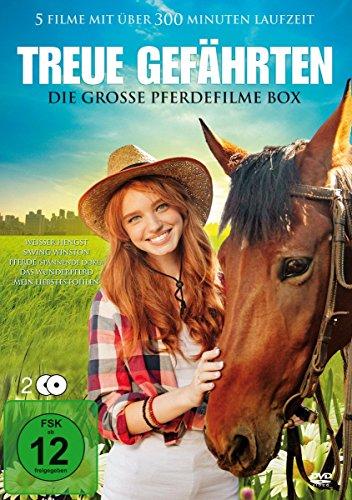 Treue Gefährten - Die große Pferdefilme Box (2 DVDs)