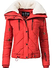 Rote jacke umfarben