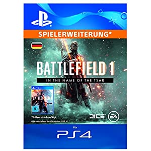Battlefield 1 – In the Name of the Tsar DLC | PS4 Download Code – deutsches Konto