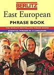 Berlitz Eastern European Phrase Book...