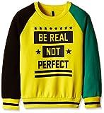 #7: United Colors of Benetton Boys' Sweatshirt