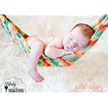 Hammock 3-in-1 Photography Prop Knitting Pattern (English Edition)