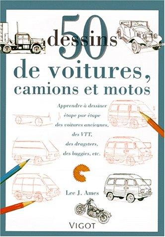 50 dessins de voiture-camion PDF Books