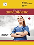 PV A TEXTBOOK OF NURSING FOUNDATIONS[B.SC(N)FIRST YEAR]
