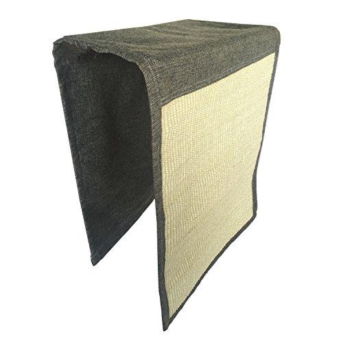 Supremery Katzen Kratzmatte Kratzschutz Sofa | Sisal Kratzteppich 130 x 45 cm für Katze | Couch Katzenkratzmatte | Auch für Hunde Geeignet