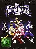 Mighty Morphin Power Rangers ClassiXX - Season 2 (6 DVDs)